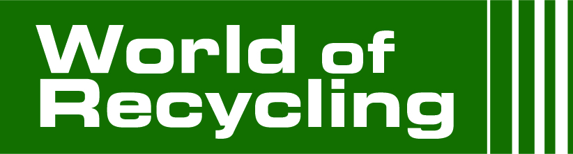 World of Recycling logo